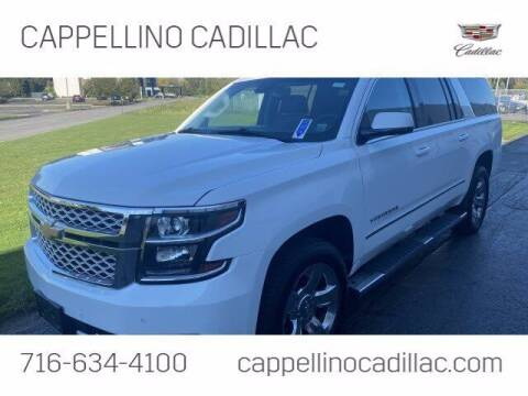 2018 Chevrolet Suburban for sale at Cappellino Cadillac in Williamsville NY