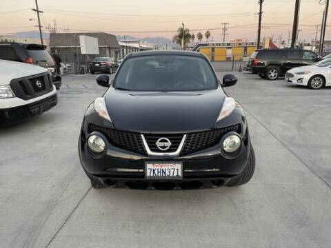 2011 Nissan JUKE for sale at Hunter's Auto Inc in North Hollywood CA