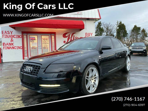 2007 Audi S6 for sale at King of Cars LLC in Bowling Green KY