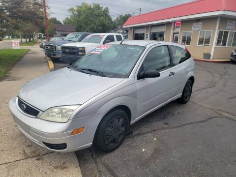 2007 Ford Focus for sale at THE PATRIOT AUTO GROUP LLC in Elkhart IN