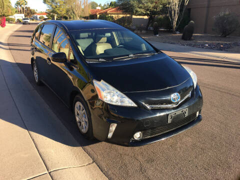 2014 Toyota Prius v for sale at Arizona Hybrid Cars in Scottsdale AZ