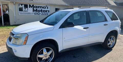 2006 Chevrolet Equinox for sale at Mama's Motors in Greer SC