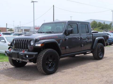2021 Jeep Gladiator for sale at BIG STAR HYUNDAI in Houston TX