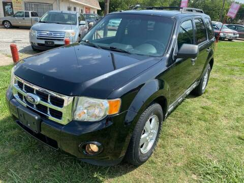 2010 Ford Escape for sale at Cash Car Outlet in Mckinney TX