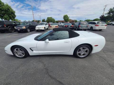 1999 Chevrolet Corvette for sale at Silverline Auto Boise in Meridian ID