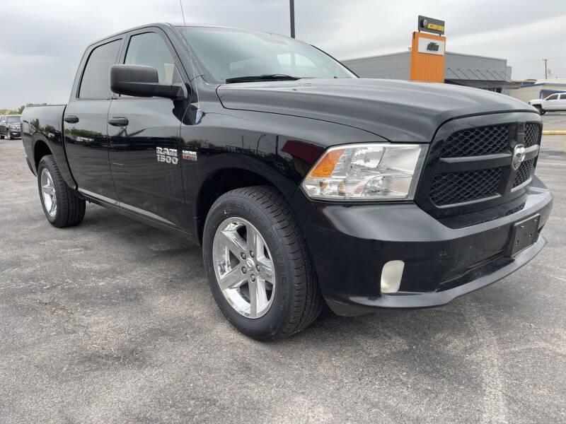 2014 RAM Ram Pickup 1500 for sale at Lipscomb Powersports in Wichita Falls TX