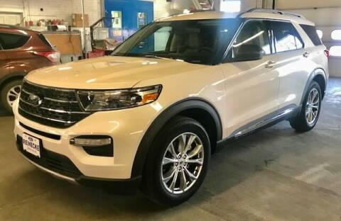 2020 Ford Explorer for sale at Reinecke Motor Co in Schuyler NE