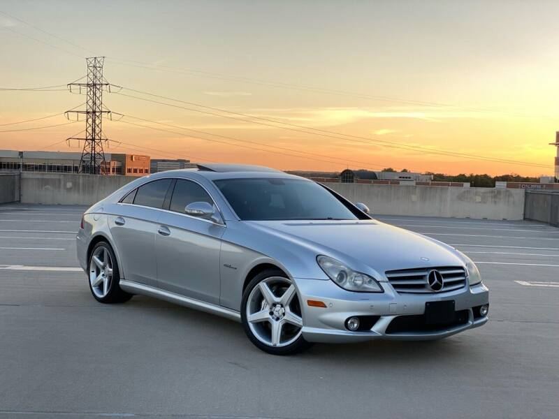 2008 Mercedes-Benz CLS for sale at Car Match in Temple Hills MD