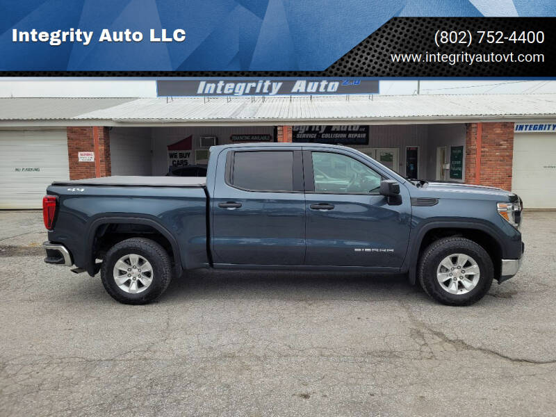 2020 GMC Sierra 1500 for sale at Integrity Auto 2.0 in Saint Albans VT