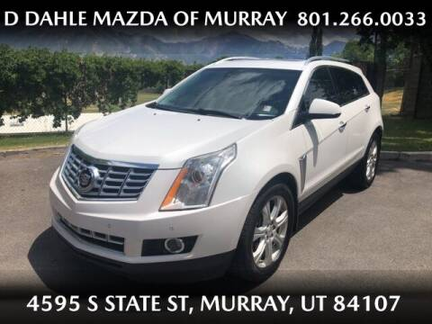 2015 Cadillac SRX for sale at D DAHLE MAZDA OF MURRAY in Salt Lake City UT