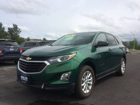 2019 Chevrolet Equinox for sale at Delta Car Connection LLC in Anchorage AK
