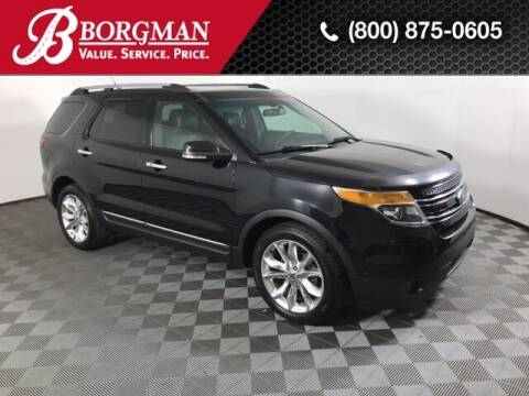 2011 Ford Explorer for sale at BORGMAN OF HOLLAND LLC in Holland MI