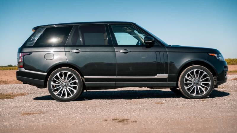 2014 Land Rover Range Rover for sale at EURO STABLE in Miami FL