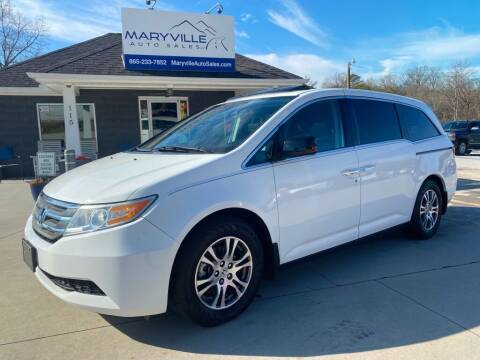 2013 Honda Odyssey for sale at Maryville Auto Sales in Maryville TN