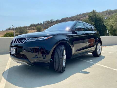 2020 Land Rover Range Rover Evoque for sale at Allen Motors, Inc. in Thousand Oaks CA
