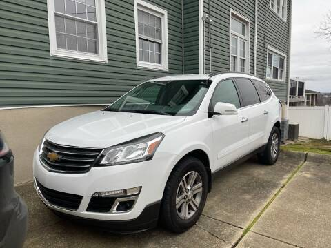 2016 Chevrolet Traverse for sale at Auto Exchange in The Plains OH