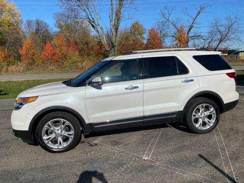 2012 Ford Explorer for sale at Rick's R & R Wholesale, LLC in Lancaster OH