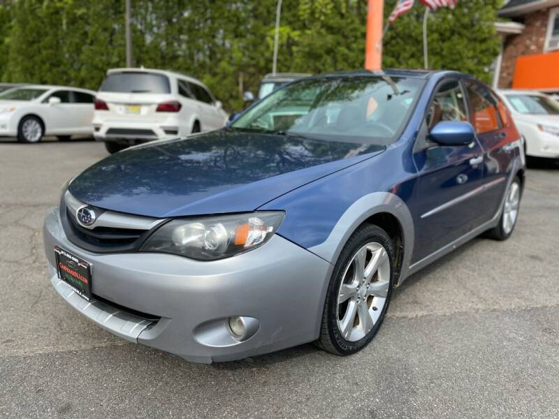 2011 Subaru Impreza for sale at Bloomingdale Auto Group - The Car House in Butler NJ