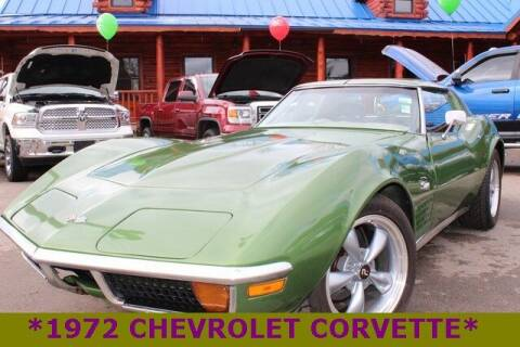 1972 Chevrolet n/a for sale at Sundance Chevrolet in Grand Ledge MI