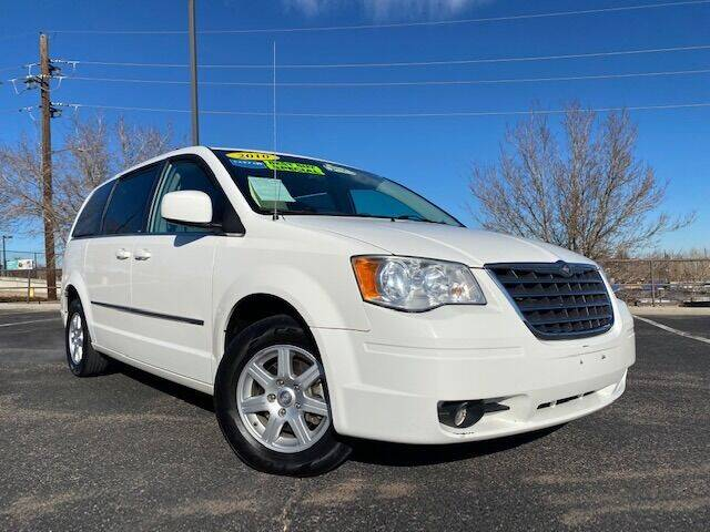 2010 Chrysler Town and Country for sale at UNITED Automotive in Denver CO