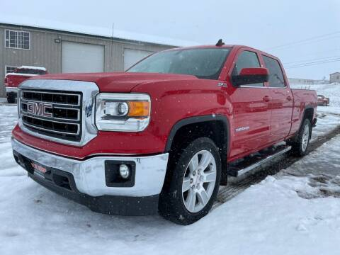 2015 GMC Sierra 1500 for sale at Northern Car Brokers in Belle Fourche SD