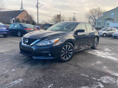 2017 Nissan Altima for sale at Metacom Auto Sales in Ware RI