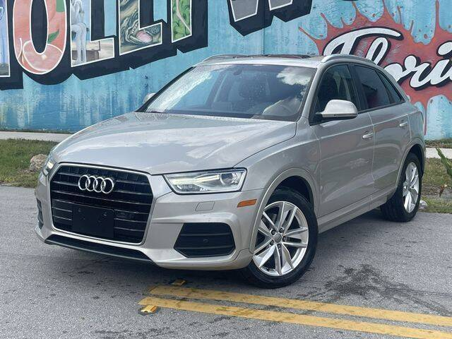 2017 Audi Q3 for sale at Palermo Motors in Hollywood FL