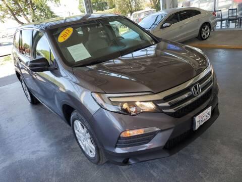 2018 Honda Pilot for sale at Sac River Auto in Davis CA