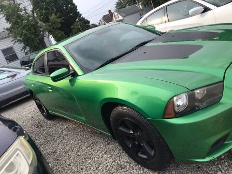 2011 Dodge Charger for sale at Car Kings in Cincinnati OH