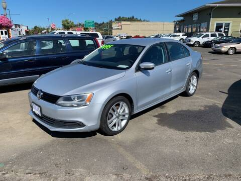 2014 Volkswagen Jetta for sale at Aberdeen Auto Sales in Aberdeen WA