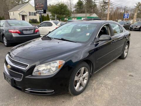 2011 Chevrolet Malibu for sale at Platinum Auto in Abington MA