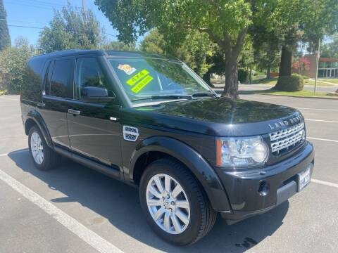 2013 Land Rover LR4 for sale at 7 STAR AUTO in Sacramento CA