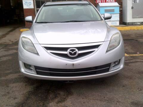 2010 Mazda MAZDA6 for sale at Trust Petroleum in Rockland MA