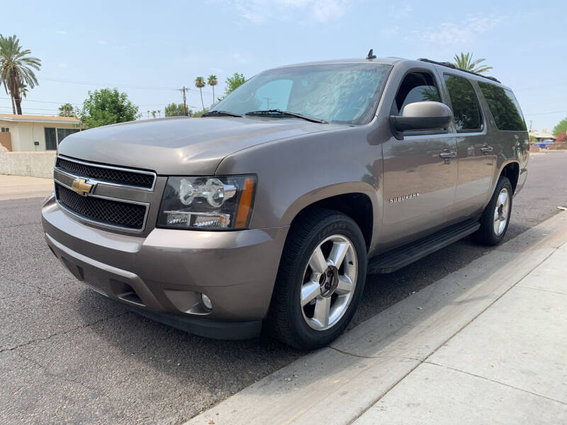 2011 Chevrolet Suburban for sale at Hyatt Car Company in Phoenix AZ