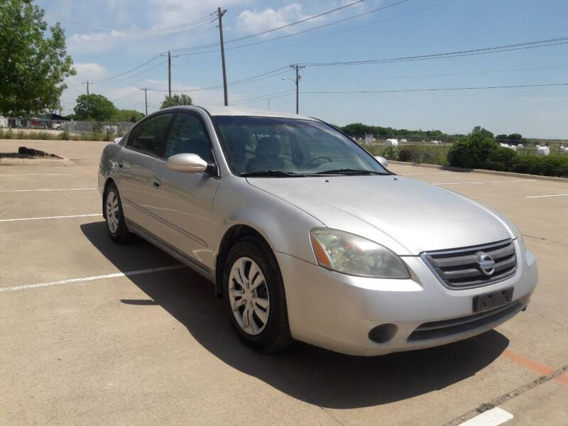 2003 Nissan Altima for sale at Texas Auto Trailer Exchange in Cleburne TX