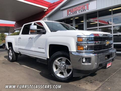 2016 Chevrolet Silverado 2500HD for sale at Furrst Class Cars LLC in Charlotte NC