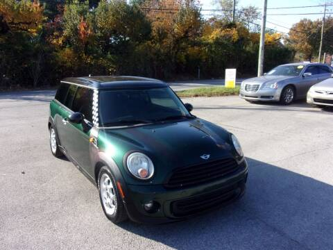 2013 MINI Clubman for sale at Auto Sales Sheila, Inc in Louisville KY