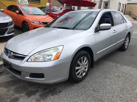 2007 Honda Accord for sale at White River Auto Sales in New Rochelle NY
