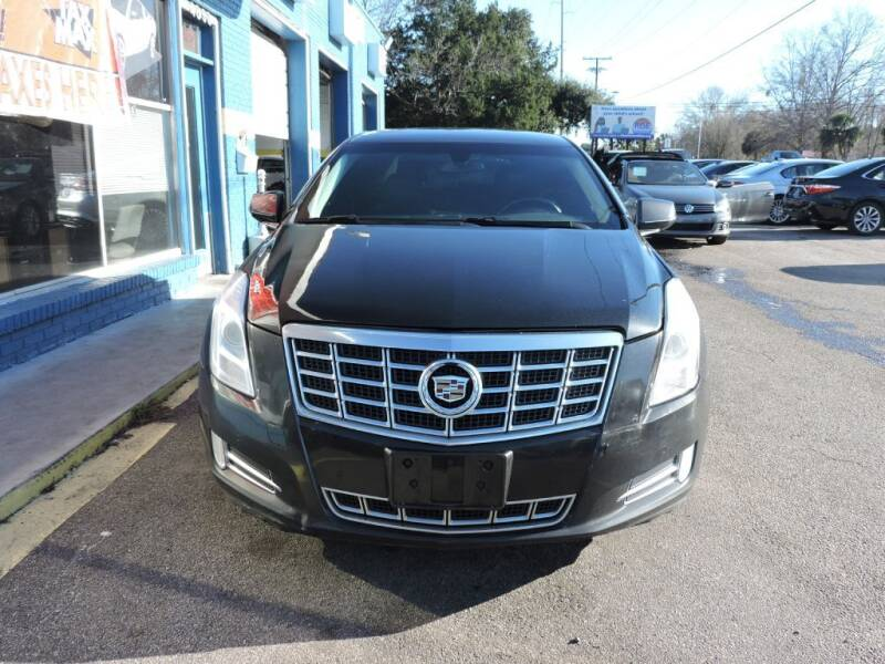 2014 Cadillac XTS for sale at Drive Auto Sales & Service, LLC. in North Charleston SC