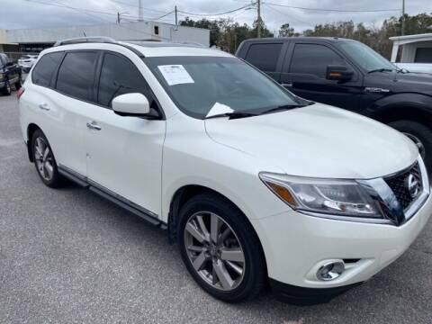 2015 Nissan Pathfinder for sale at Allen Turner Hyundai in Pensacola FL