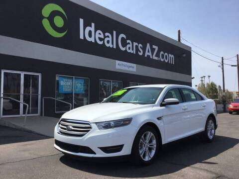 2017 Ford Taurus for sale at Ideal Cars East Mesa in Mesa AZ