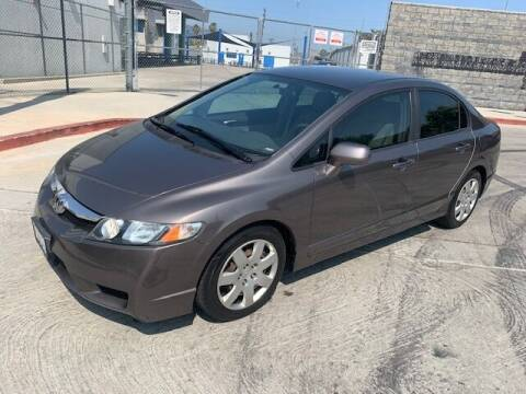 2010 Honda Civic for sale at Good Vibes Auto Sales in North Hollywood CA