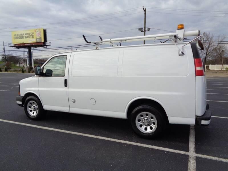 2010 Chevrolet Express Cargo 1500 3dr Cargo Van - Palmyra NJ