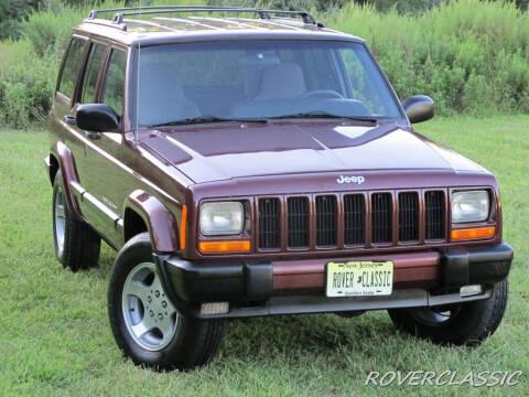 2001 Jeep Cherokee for sale at Isuzu Classic in Cream Ridge NJ