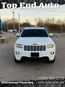 2014 Jeep Grand Cherokee for sale at Top End Auto in North Atteboro MA