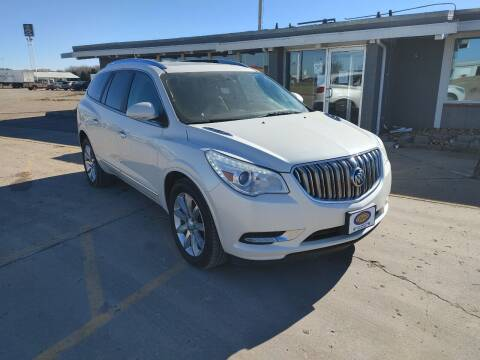 2013 Buick Enclave for sale at BERG AUTO MALL & TRUCKING INC in Beresford SD