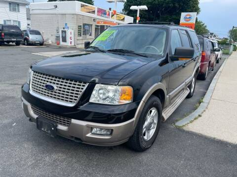 2004 Ford Expedition for sale at Quincy Shore Automotive in Quincy MA