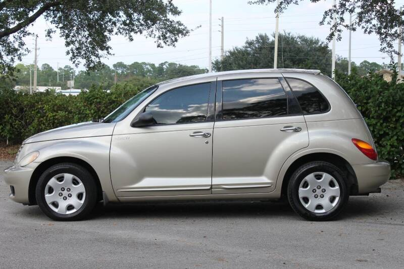 2006 Chrysler PT Cruiser for sale at Continental Auto Group in Jacksonville FL