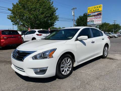 2013 Nissan Altima for sale at 5 Star Auto in Matthews NC