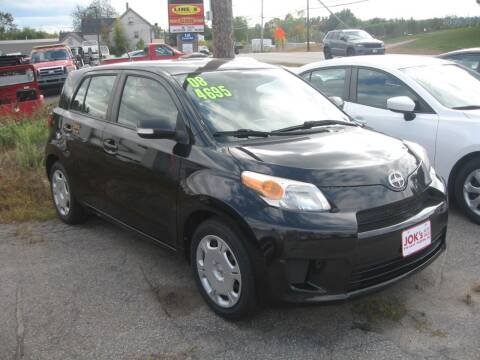 2008 Scion xD for sale at Joks Auto Sales & SVC INC in Hudson NH